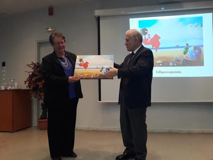 ΠΕΔ-ΚΜ : Χρηματοδότησε εξοπλισμό για την Παιδοχειρουργική του Ιπποκράτειου και για ISO 9001: 2015