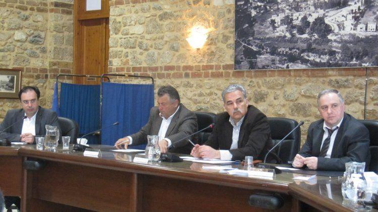 Με 39 θέματα ημερήσιας διάταξης συνεδριάζει τη Δευτέρα το Δημοτικό Συμβούλιο Βέροιας
