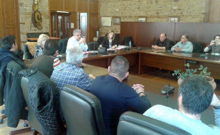 Συνεδρίασε η διοικούσα επιτροπή 1ου ΤΟΜΕΑ (ΤοΠΦΥ) πρωτοβάθμιας φροντίδας υγείας Ημαθίας
