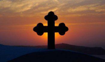 Η ύψωση του Τιμίου Σταυρού