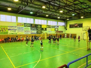 Αγωνιστική κίνηση του Τμήματος Πετοσφαίρισης του ΓΑΣ Αλεξάνδρεια