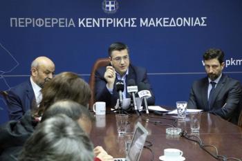 Αύξηση 30% στις αφίξεις τουριστών από το εξωτερικό στην Κεντρική Μακεδονία