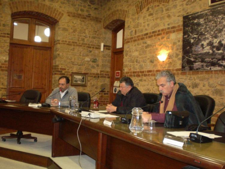 Κ. Βοργιαζίδης : «Θετική η δημοτική αρχή στην παραχώρηση μετοχών της ΑΜΑΛΘΕΙΑΣ στο Επιμελητήριο Ημαθίας»