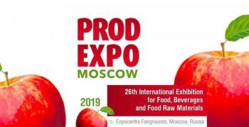 Η Π.Κ.Μ. συμμετείχε για πρώτη φορά στη διεθνή έκθεση τροφίμων, ποτών και πρώτων υλών Prodexpo 2019 στη Μόσχα