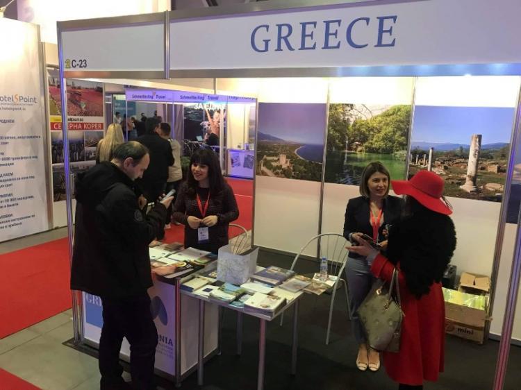 Ισχυροποίηση της θέσης της Περιφέρειας Κεντρικής Μακεδονίας ως αγαπημένου τουριστικού προορισμού στα Βαλκάνια