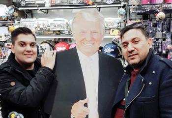 Συνάντηση κορυφής Trump με Ημαθία!