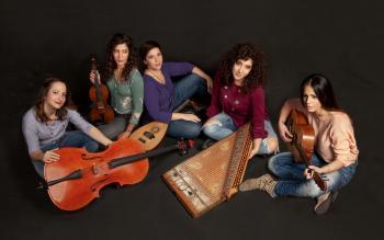 Ορχήστρα SMYRNA στο Χώρο Τεχνών, για την παγκόσμια ημέρα γυναίκας!