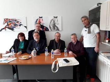 Τελευταίος σταθμός της περιοδείας των Δ.Στρατούλη και Τ.Κανταρά στην Ημαθία ο πρώην δήμος Μακεδονίδος