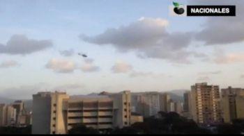Επίθεση με ελικόπτερο στο Ανώτατο Δικαστήριο της Βενεζουέλας