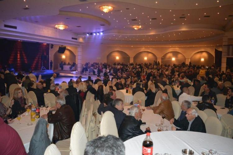 Πρώτη σε επίπεδο Δήμου συγκέντρωση του υποψηφίου Δημάρχου Αλεξάνδρειας Μιχάλη Χαλκίδη