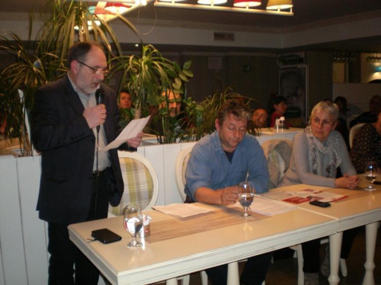 Η Λαϊκή Συσπείρωση παρουσίασε υποψηφίους δημοτικούς και περιφερειακούς συμβούλους