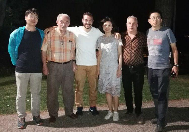 Κινεζικό τηλεοπτικό κανάλι στη Βέροια, ενδιαφέρον για τουρισμό και αγροτικά προϊόντα