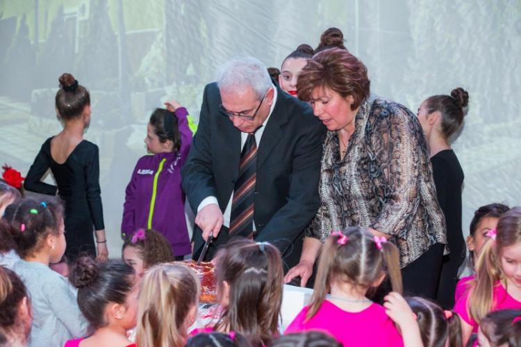 Τα 30 χρόνια της Ρ.Γ. στη Βέροια γιόρτασε ο ΑΟΡΓ Βέροιας, παρών ο πρόεδρος της Ε.Γ.Ο. κ. Α.Βασιλειάδης, τιμήθηκε η Μ.Μυλωνά
