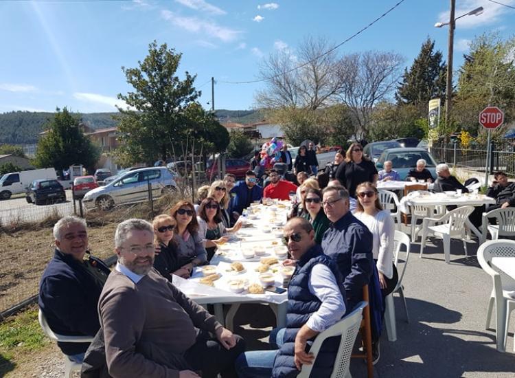 Καθαρά Δευτέρα σε τοπικές κοινότητες του Δήμου Βέροιας για το Γιάννη Παπαγιάννη