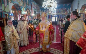 Εορτάστηκε η μνήμη των Αγίων Τεσσαράκοντα Μαρτύρων στο Λιανοβέργι