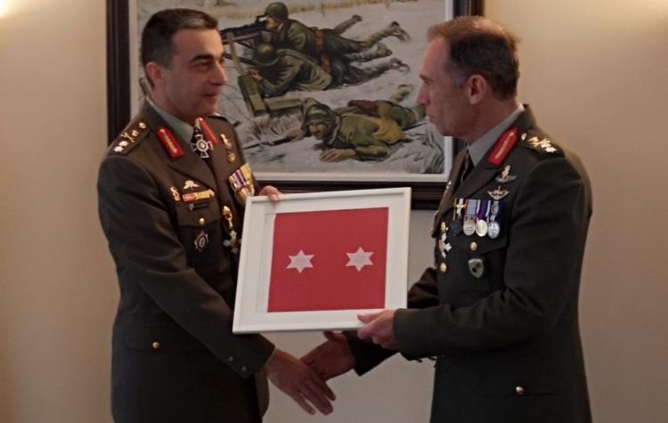 Στρατηγός Δεμέστιχας : «Ευχαριστώ τους κατοίκους της Βέροιας»