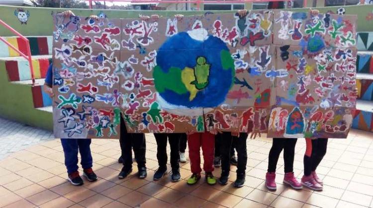 Εβδομάδα κατά της Σχολικής Βίας στο 4ο Δημοτικό Σχολείο Βέροιας