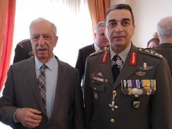 Στρατηγοί, πατέρας και γιος!