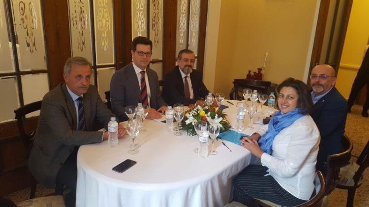 Συναντήσεις του Υφ. Μεταναστευτικής Πολ. Ά.Τόλκα με τον Υπ. Προσφύγων και Επαναπατρισμού του Αφγανιστάν και αξιωματούχους της UNICEF