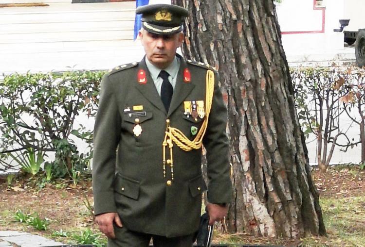 Ένας άψογος αξιωματικός στις δημόσιες σχέσεις της Μεραρχίας!