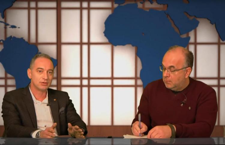 Θ. Καζαντζίδης σε www.imerisia-ver.gr : «Πάσχουμε από έλλειψη αποφασιστικότητας να αλλάξουμε τα πράγματα»