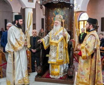 Η Νάουσα εόρτασε την Κυριακή της Ορθοδοξίας και την επέτειο της κηρύξεως της Επαναστάσεως του 1822