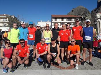 Αποτελέσματα του Σ.Δ. Βέροιας από τον Ημιμαραθώνιο Καλαμπάκα -Τρίκαλα 2019