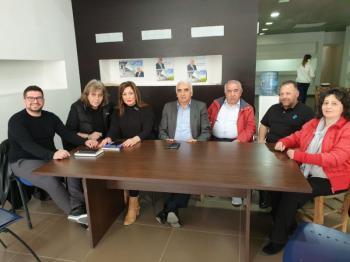 Έξι υποψήφιους δημοτικούς συμβούλους παρουσίασε ο Μ. Χαλκίδης