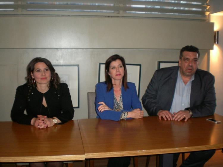 Άννα – Μισέλ Ασημακοπούλου : «Θα έχετε στη Βέροια ένα «γραφείο» στις Βρυξέλλες, που θα προωθεί τα θέματά σας»