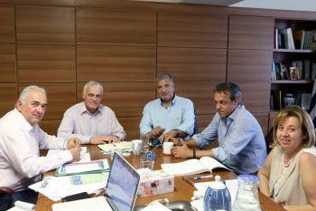 Συνάντηση Γ.Τσιρώνη-Γ.Πατούλη, για βελτιώσεις στο νόμο για την προστασία των αδέσποτων