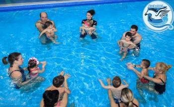 Στον ΠΗΓΑΣΟ το πρώτο δίπλωμα βρεφικής κολύμβησης στην Ελλάδα