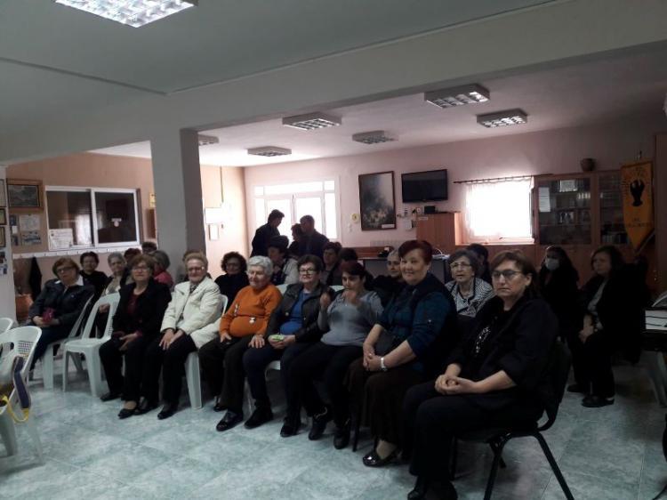 Για τη λειτουργία και τις παρεχόμενες υπηρεσίες του ΣΚ Βέροιας ενημερώθηκαν στην Πατρίδα