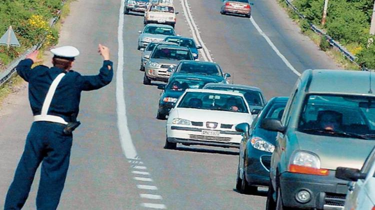 Αυξημένα μέτρα Τροχαίας σε όλη την επικράτεια κατά την περίοδο εορτασμού της 25ης Μαρτίου