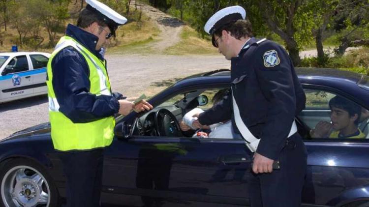 5.097 παραβάσεις για υπερβολική ταχύτητα και οδήγηση υπό την επίδραση οινοπνεύματος σε 24.330 ελέγχους οχημάτων