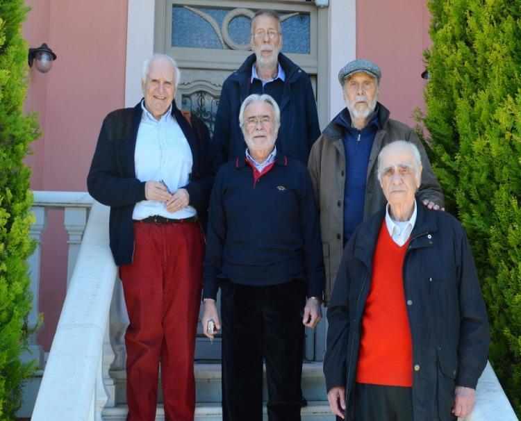 Επίσκεψη στο Βλαχογιάννειο Μουσείο των δωρητών με επιχειρηματίες