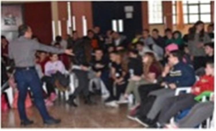 Μαζί χτίζουμε το Μέλλον: πλαίσιο στρατηγικής και δράσεων για την ενδυνάμωση Νέων, από τον Μ.Σ. Κοπανού «Η ΜΙΕΖΑ»