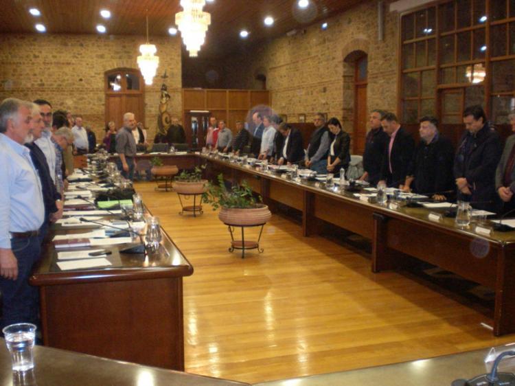 Κ. Βοργιαζίδης στο ΔΣ : «Και οι 3 προτάσεις που υποβλήθηκαν για έργα στο Δ.Βέροιας, εντάχθηκαν στο πρόγραμμα LEADER για χρηματοδότηση»