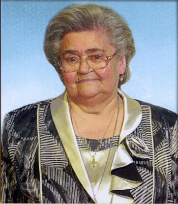 Σε ηλικία 87 ετών έφυγε από τη ζωή η ΜΑΡΙΑ ΘΕΟΧ. ΜΗΤΟΥ