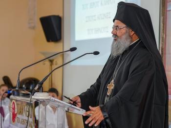 Εκδήλωση της Ιεράς Μητροπόλεως για την εθνική εορτή της 25ης Μαρτίου στη Βέροια