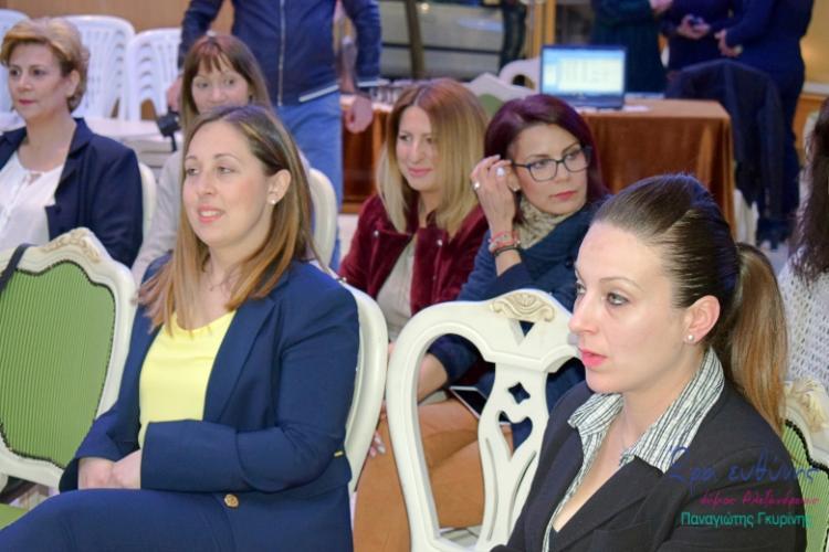 Συνάντηση των πρώτων γυναικών υποψηφίων του συνδυασμού «Ώρα Ευθύνης»