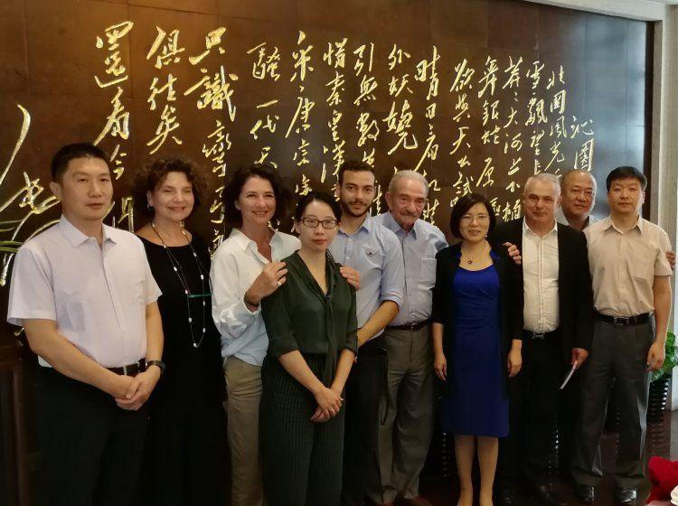 Επίσκεψη Λυκοστράτη στην Κίνα και αδελφοποίηση των Δήμων Dongcheng District και Βέροιας
