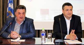 Πρόγραμμα 120 εκ. ευρώ για μικρές και μεσαίες επιχειρήσεις παρουσίασε ο Απόστολος Τζιτζικώστας στο Επιμελητήριο Ημαθίας