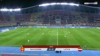 «Μακεδονία» τα σκόπια στο ποδόσφαιρο, που έπαιξαν στο στάδιο «Φίλιππος Β΄»…