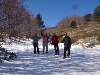 ΒΕΡΜΙΟ, Κορυφή Στουρνάρι 1769 μ, Κυριακή 31 Μαρτίου 2019, με τους ορειβάτες Βέροιας