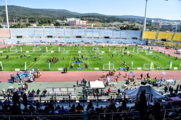 Φεστιβάλ Αθλητικών Ακαδημιών ΟΠΑΠ: Μεγάλη γιορτή του αθλητισμού στη Θεσσαλονίκη με συμμετοχή 3.000 παιδιών και γονέων/κηδεμόνων