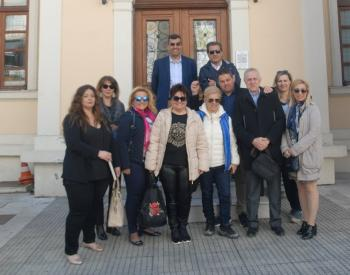 Στη Βέροια μέλη της Ένωσης Τουριστικών Γραφείων Μακεδονίας - Θράκης