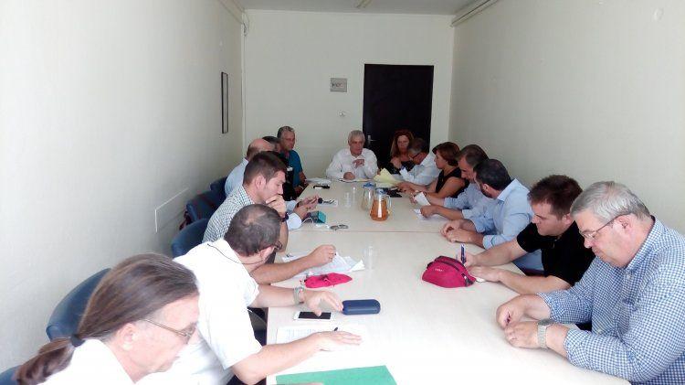 Σύσκεψη Αν. ΥΠΑΑΤ Γιάννη Τσιρώνη με την ΕΝΠΕ για τα Διαχειριστικά Σχέδια Βόσκησης (ΔΣΒ)