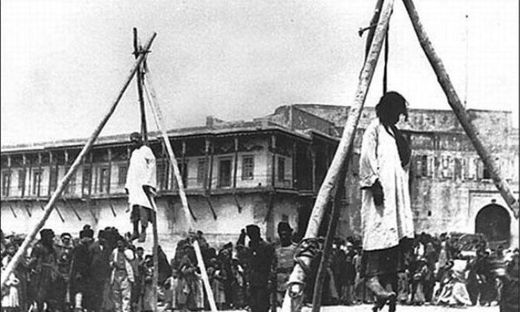 Ήταν καταστροφή για τη Βουλή των Ελλήνων, όχι Γενοκτονία…