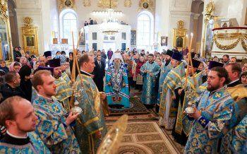 Αναχώρησε η εικόνα της Παναγίας Σουμελά από την Αγία Πετρούπολη