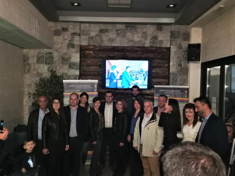 15 νέα ονόματα ανακοίνωσε ο Κώστας Ναλμπάντης